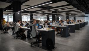 Kancelář openspace