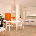 Jak na posezení v kuchyni, které vyhoví všem nárokům na praktičnost i pohodlnost?
